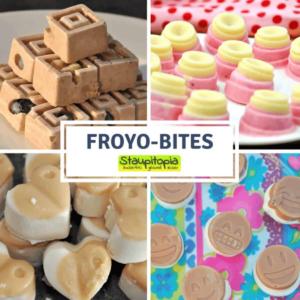 Top 5 Low Carb FroYo Bites Rezepte