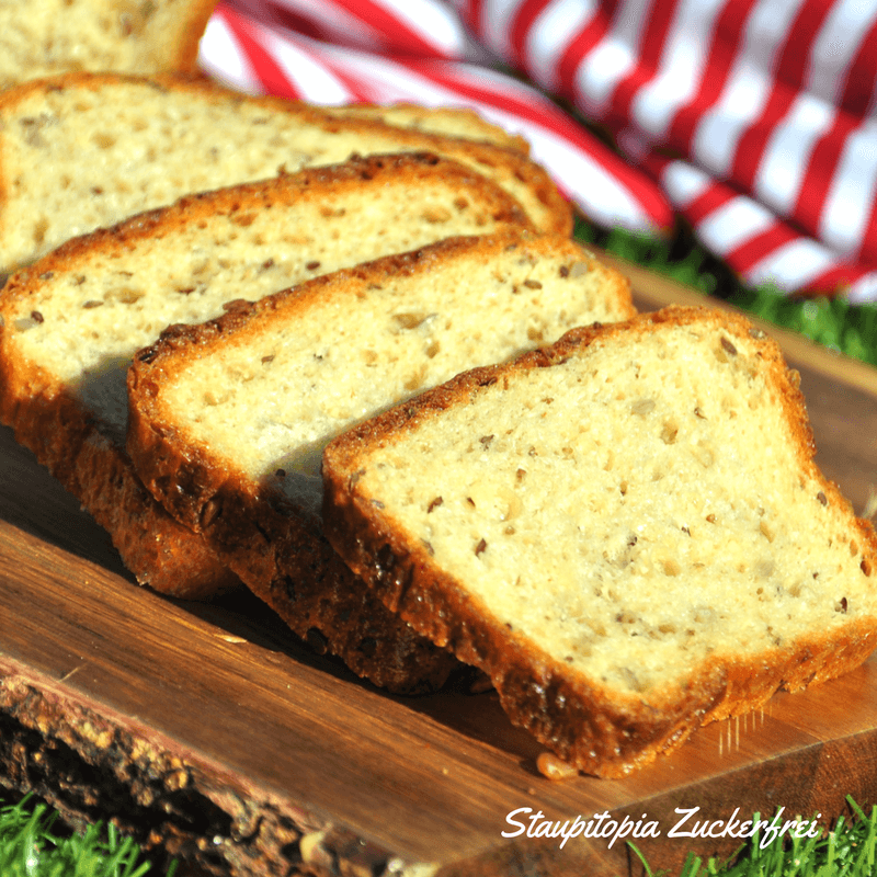 brot low carb selber backen