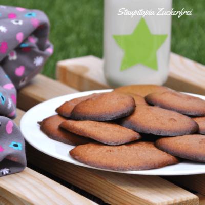 Low Carb Cookies aus nur 4 Zutaten