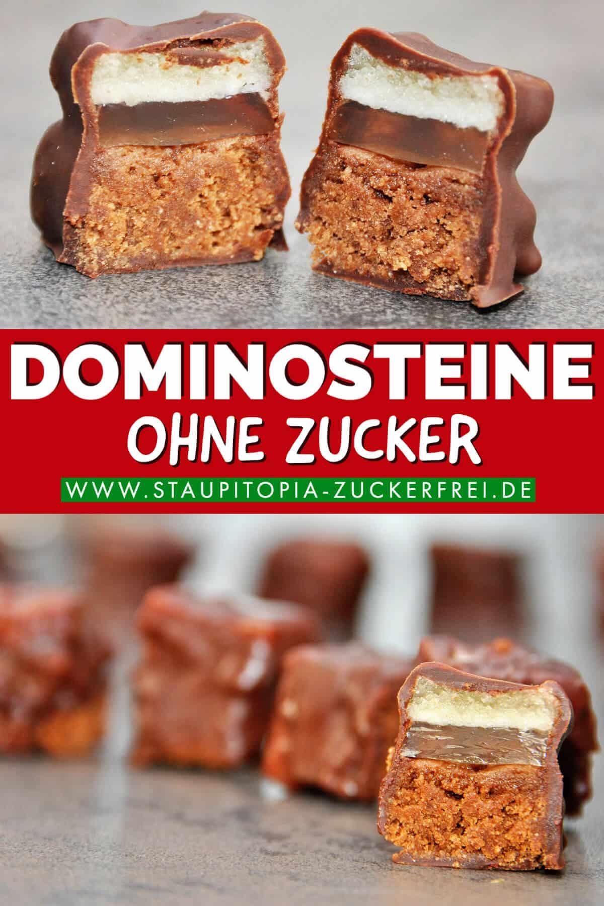 Wusstest du, dass du Dominosteine ohne Zucker und ohne Mehl, also vollständig Low Carb selber machen kannst? In diesem Rezept erfährst du, wie du die Low Carb Dominosteine selber machen kannst.