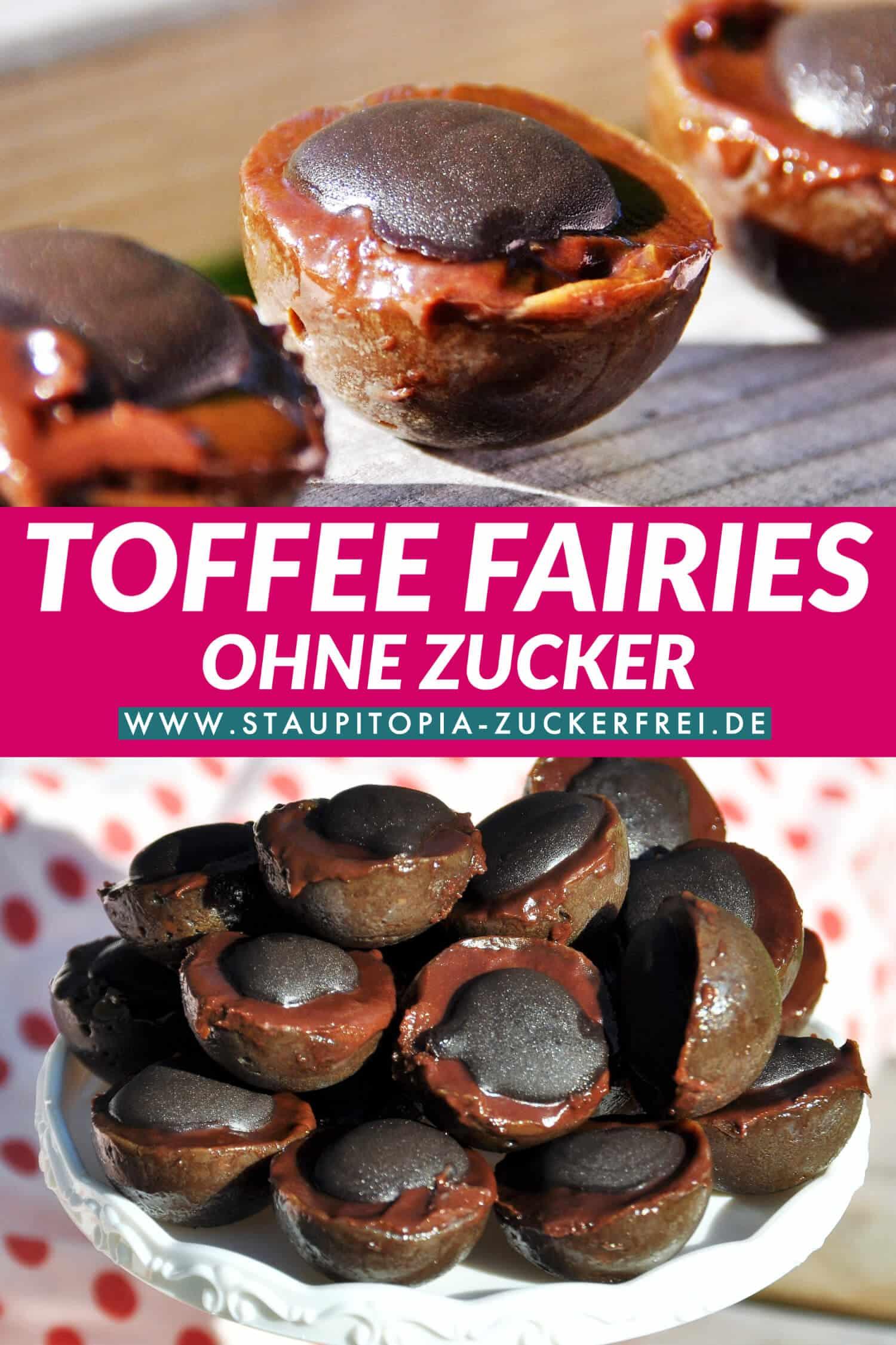 Low Carb Süßigkeiten, wie die selbstgemachten Low Carb Toffee Fairies, können wir ganz einfach selber machen. Sie sind sind eine tolle Alternative, wenn du gerne nascht und auf Süßigkeiten nicht verzichten möchtest. Zudem schmecken Low Carb Toffee Fairies mindestens genauso gut wie das, ein wenig anders namige, Pendant aus dem Supermarkt, sind glutenfrei und werden alle Low Carb Naschkatzen begeistern.