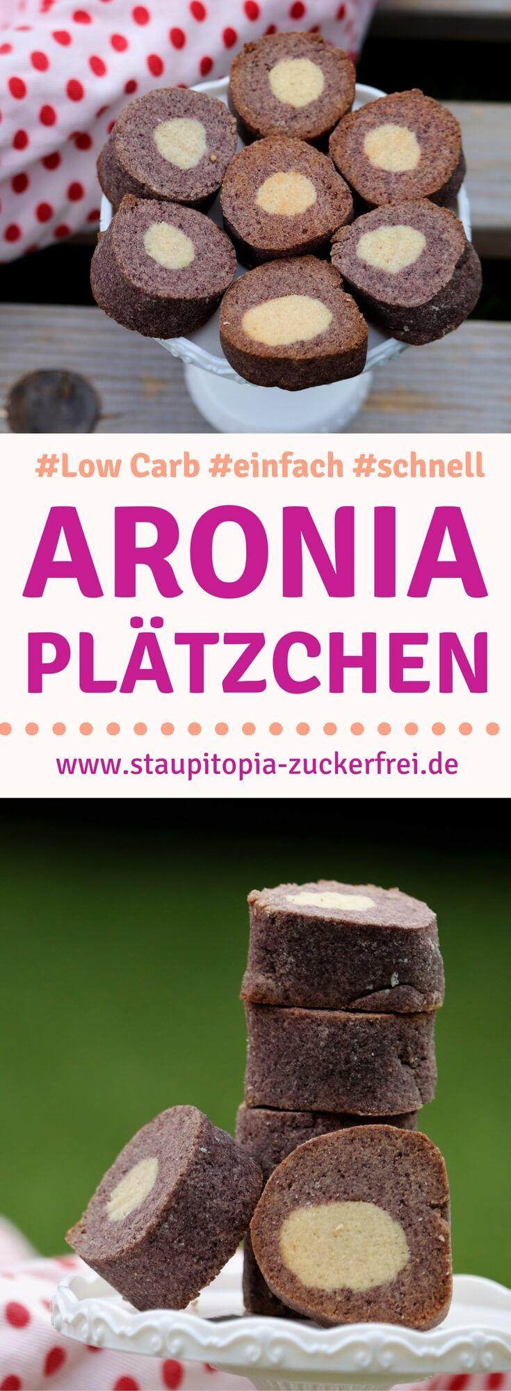 low carb aronia kekse staupitopia zuckerfrei. Black Bedroom Furniture Sets. Home Design Ideas