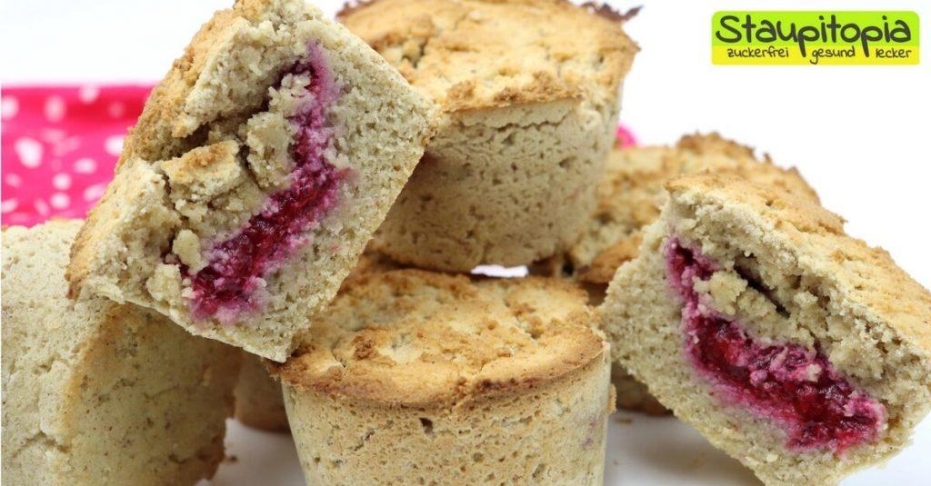 Low Carb Mandel Muffins glutenfrei   Low Carb Backen und Naschen