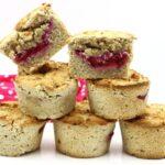 Low Carb Muffins mit Mandelmehl ohne Zucker backen | Low Carb Backen und Naschen