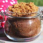 Braunen Zucker ohne Zucker selber machen