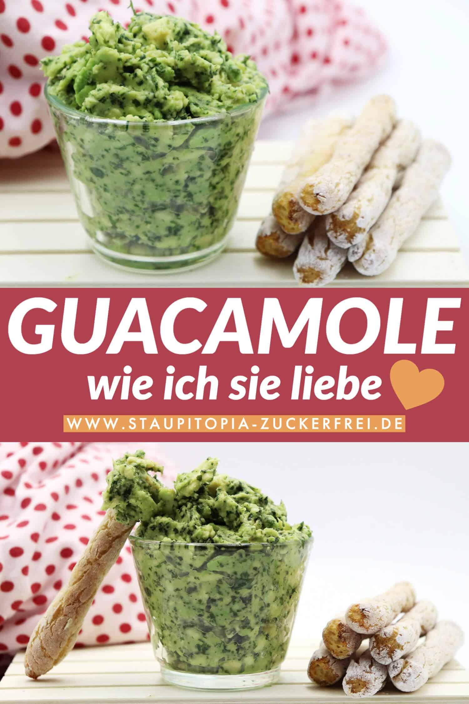Die beste Guacamole schnell und einfach selber machen.