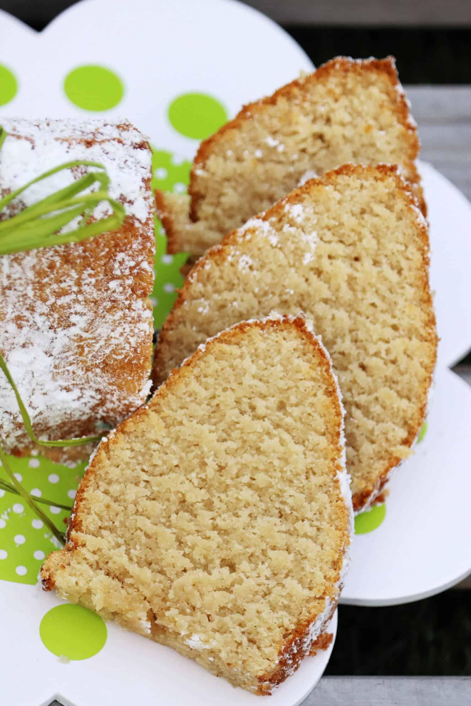 Low Carb Rezepte für Ostern: Osterhasen ohne Zucker backen