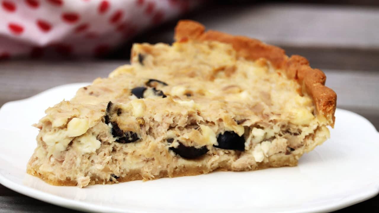 Herzhafter Low Carb Kuchen Mit Thunfisch Und Feta Staupitopia