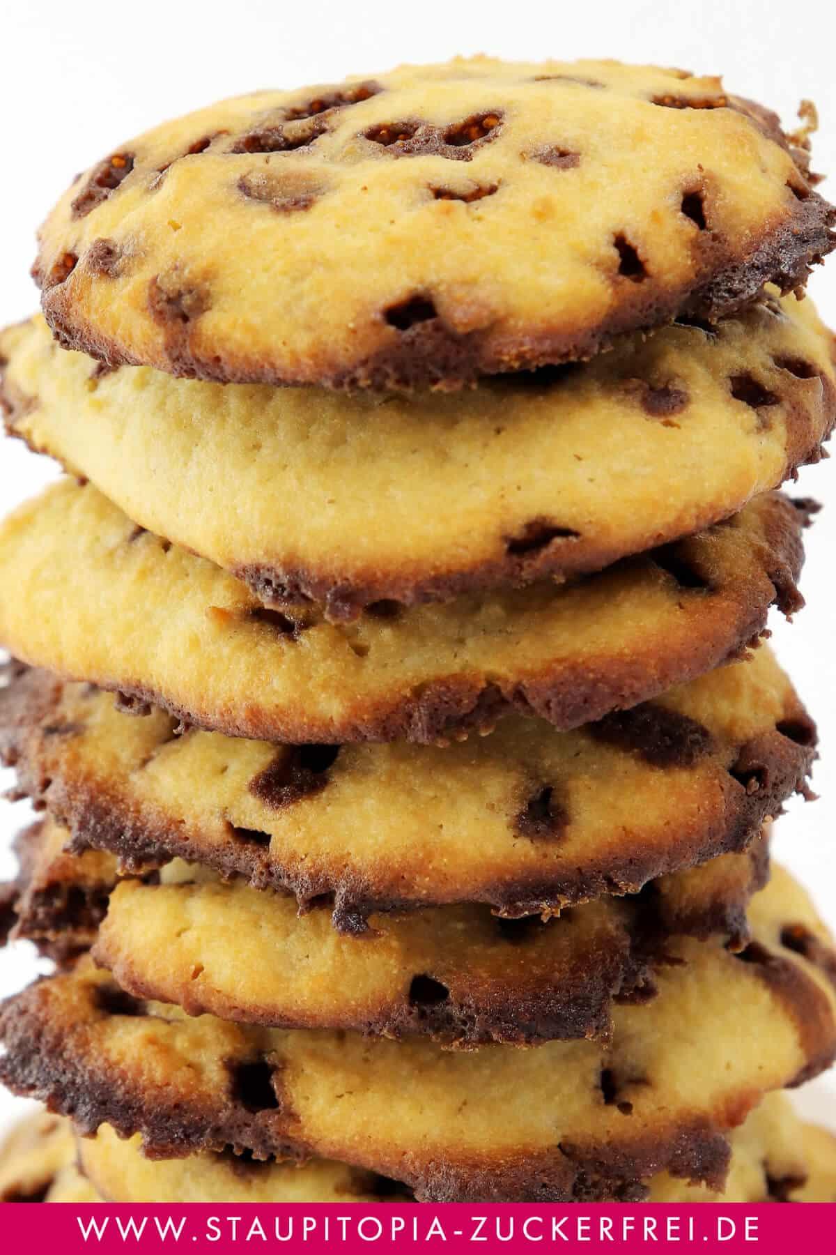 Rezept für Low Carb Cookies