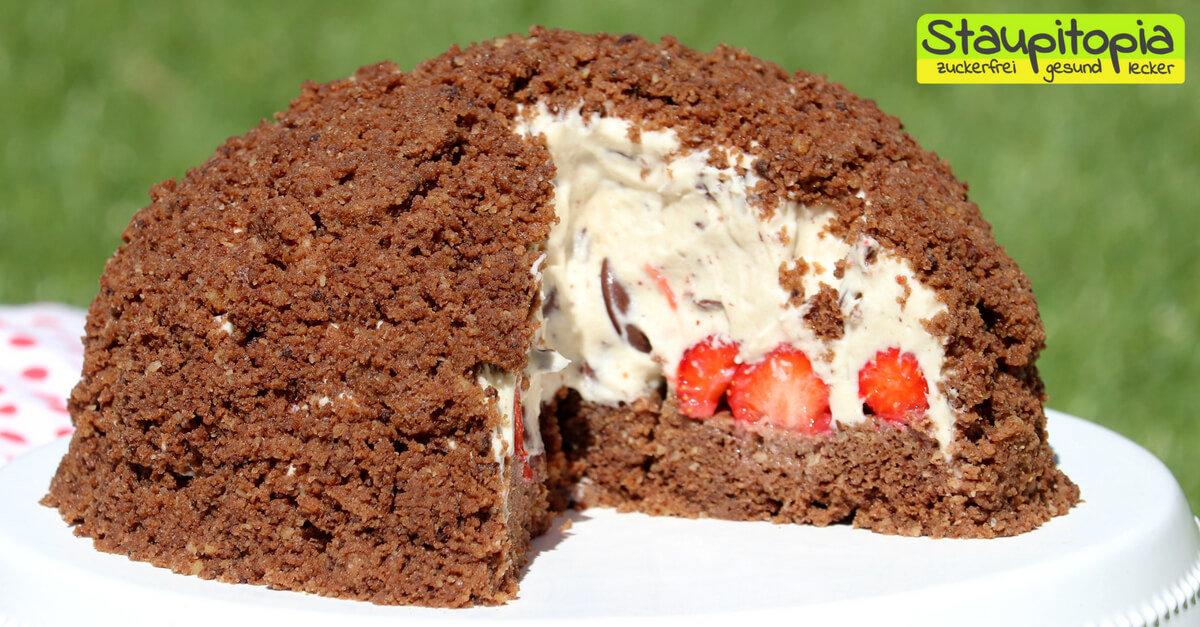 Maulwurfkuchen Ohne Zucker