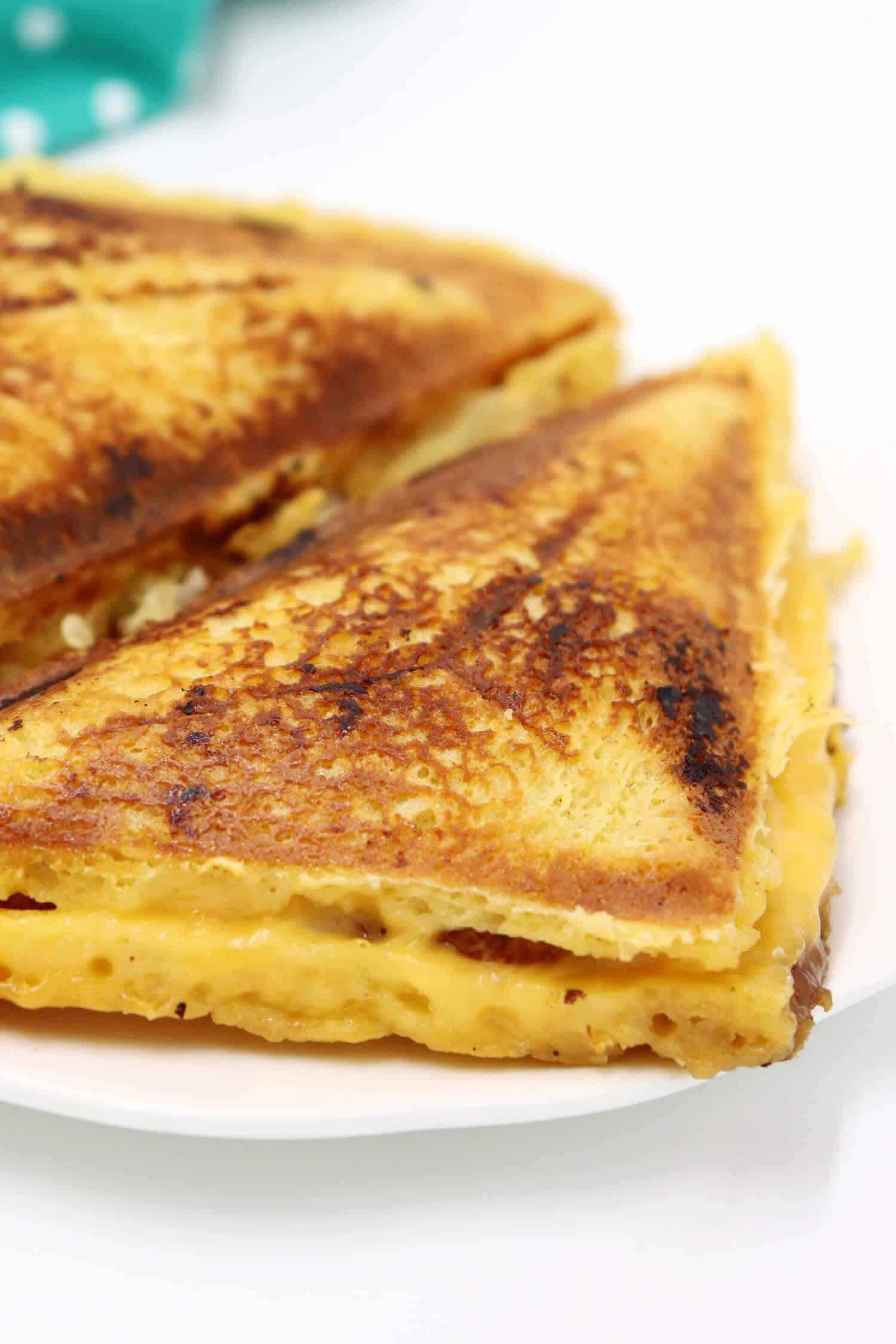 Rezept für Low Carb Sandwich Hawaii