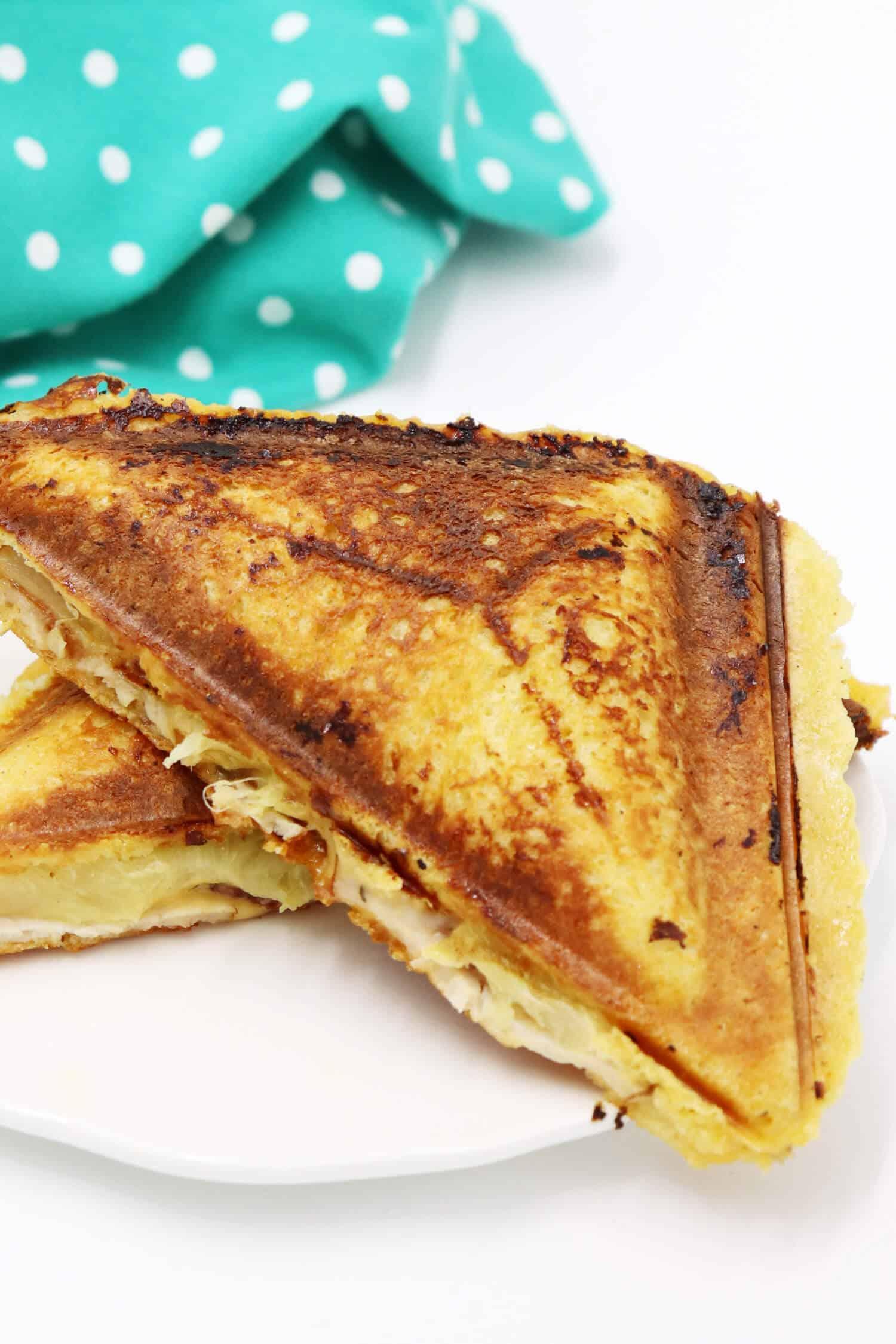 Low Carb Sandwichbrot selber machen