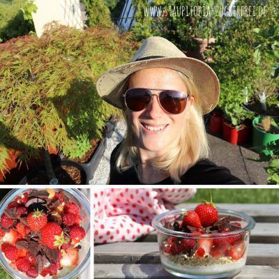 Urban Gardening auf meiner Terrasse & wie ich mein liebstes Frühstück zubereite