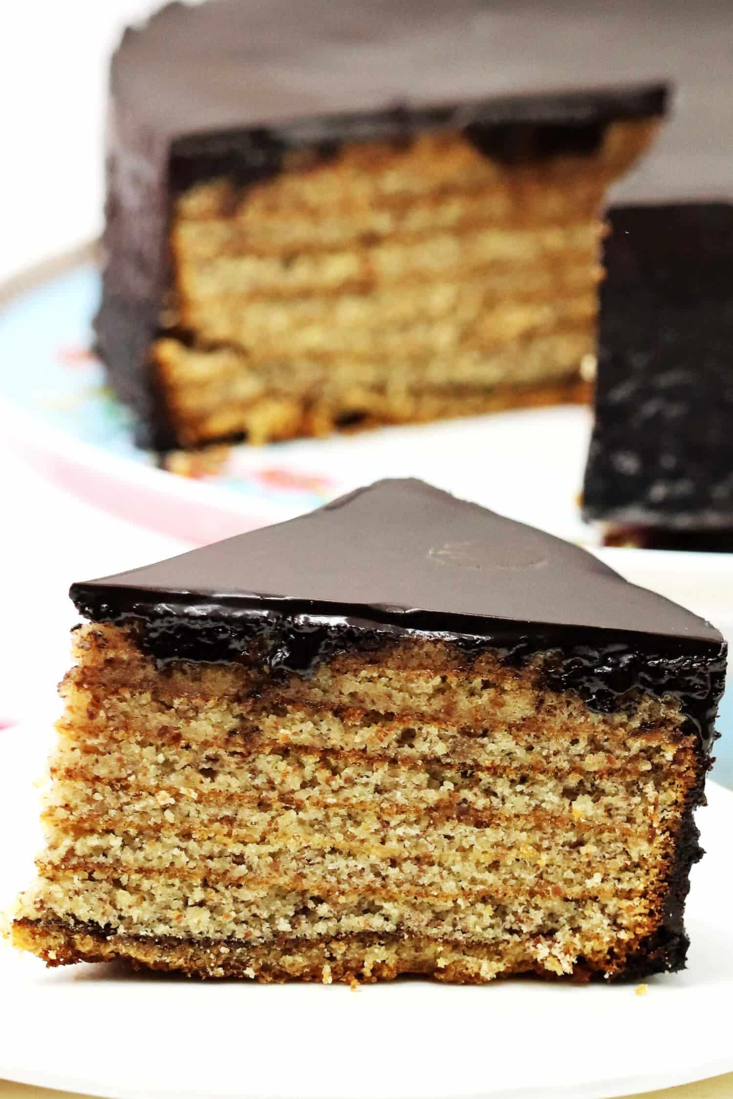 Low Carb Baumkuchen selber machen ohne Zucker