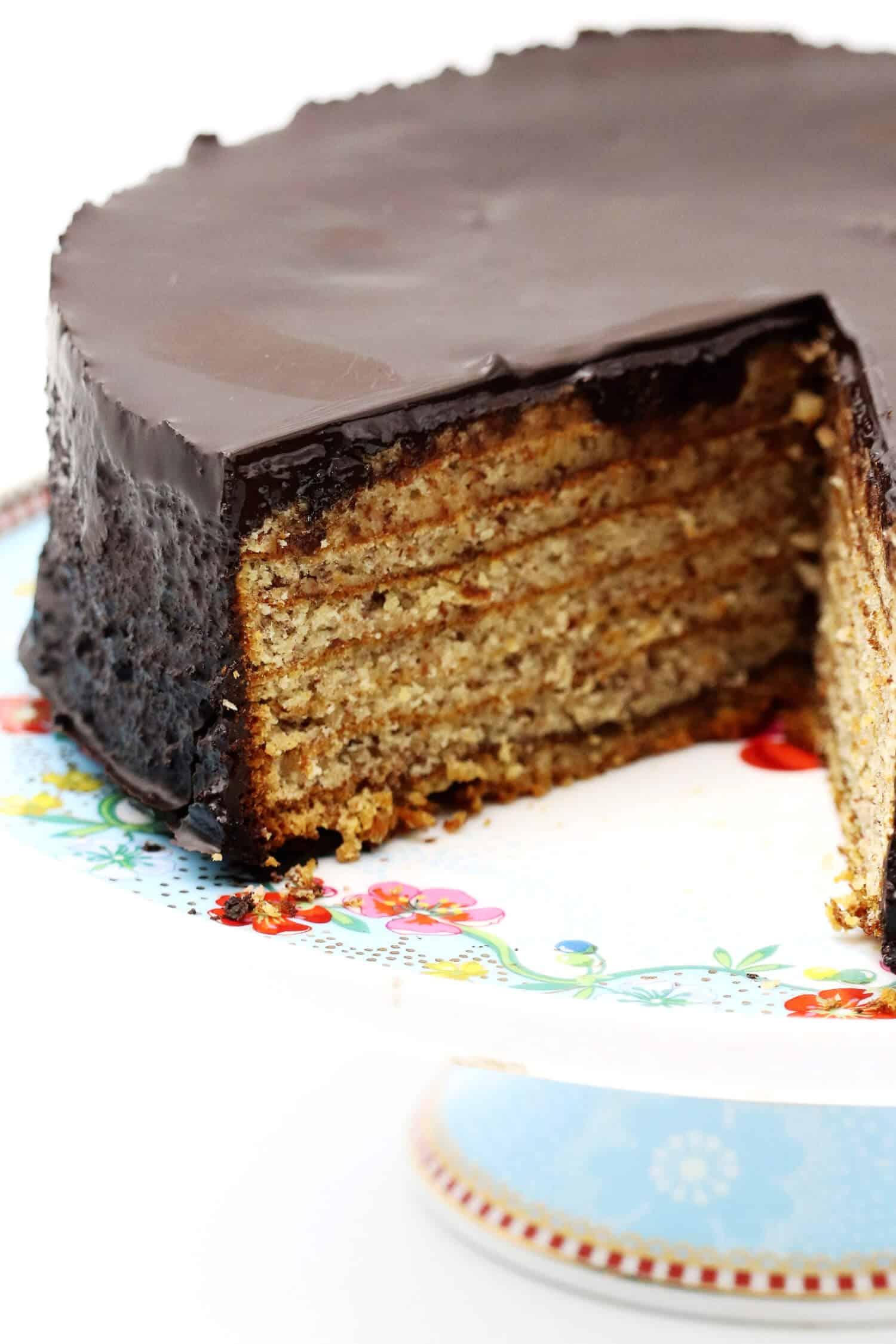 Low Carb Kuchen ohne Zucker für Weihnachten