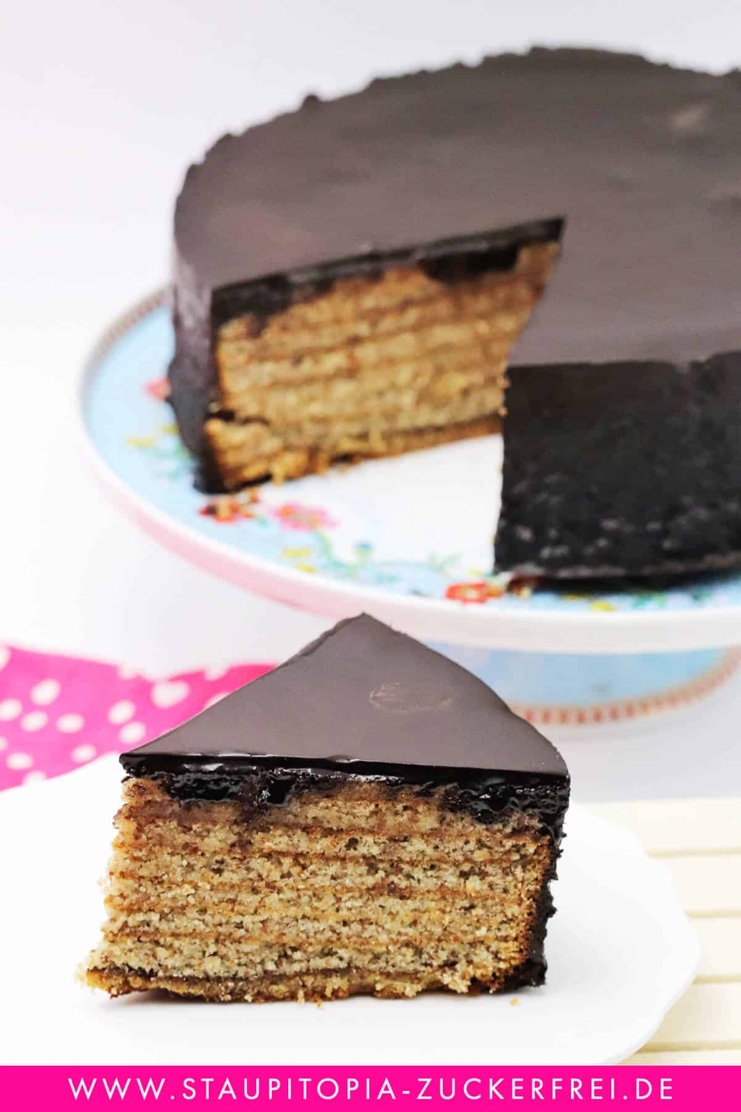 Low Carb Baumkuchen selbst machen