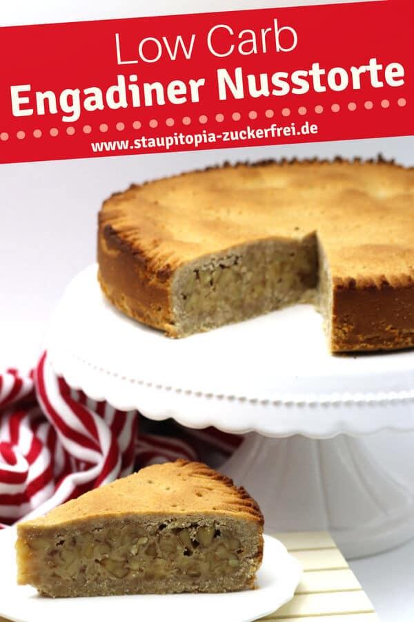 Low Carb Kuchen zu Weihnachten backen