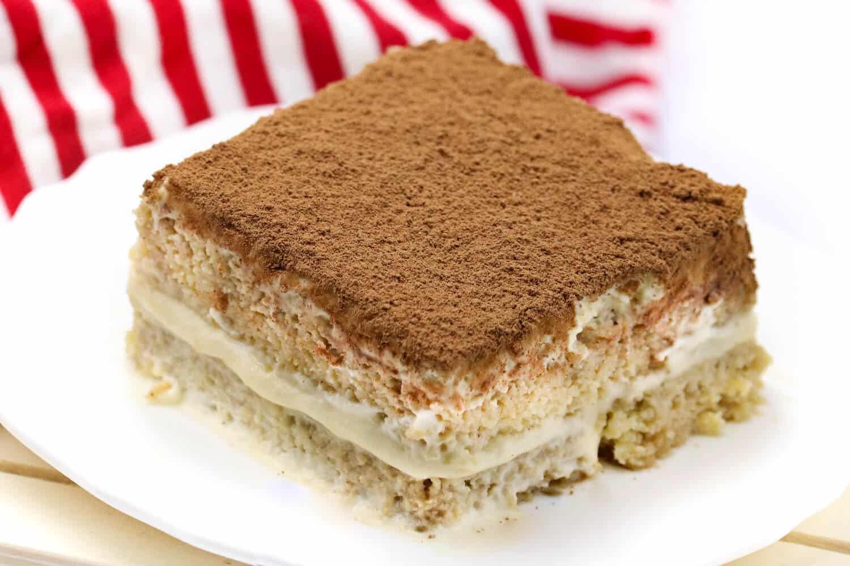 Low Carb Tiramisu ohne Zucker selber machen - Low Carb Dessert Rezept