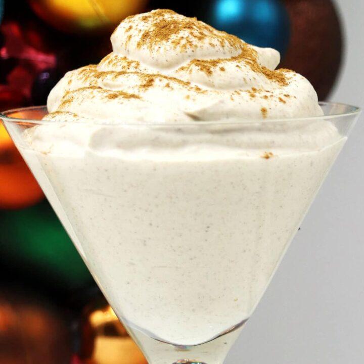 Low Carb Nachtisch für Weihnachten Rezept