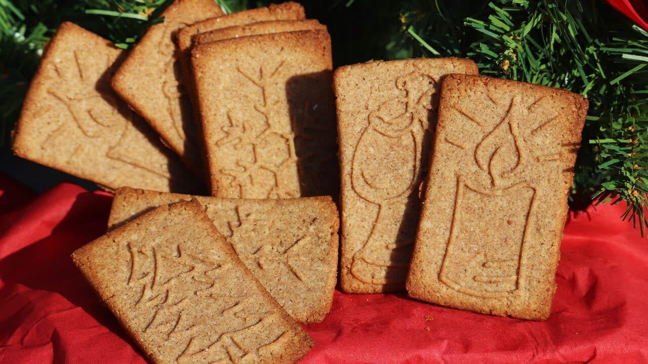 Glutenfreie Low Carb Spekulatius ohne Zucker selber machen