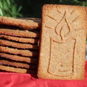 Spekulatius ohne Zucker und Mehl selber machen