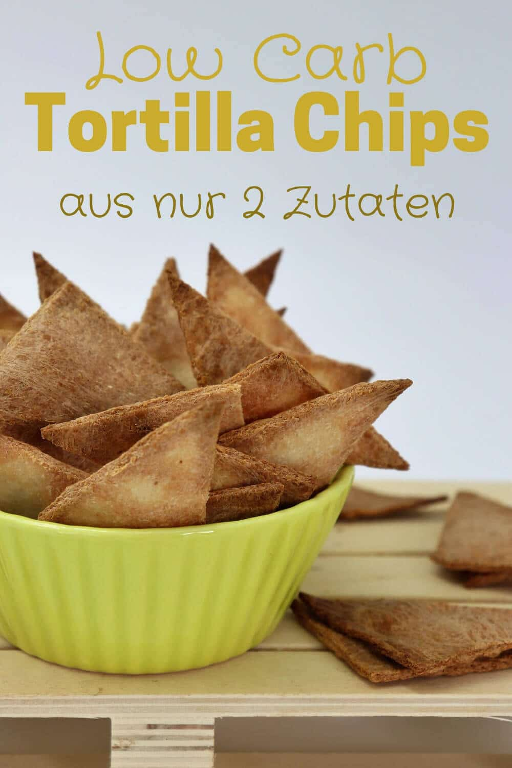 Chips ohne Kohlenhydrate selber machen