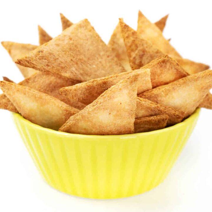 Keto Chips Rezept