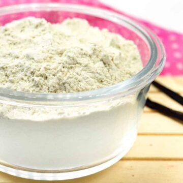 Puddingpulver selber machen ohne Stärke und ohne Zucker
