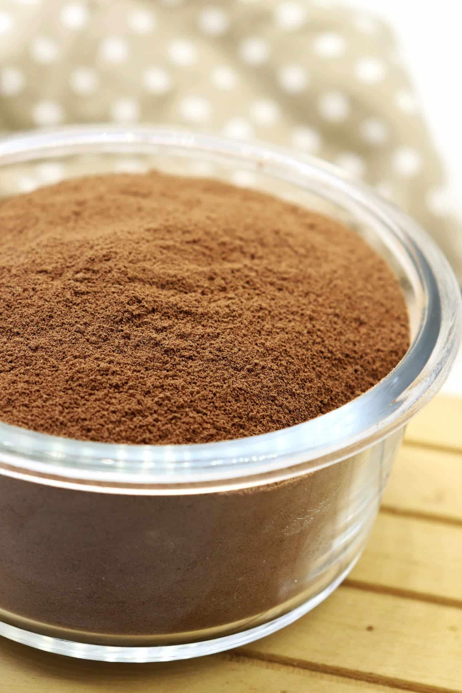 Schoko Puddingpulver glutenfrei Rezept