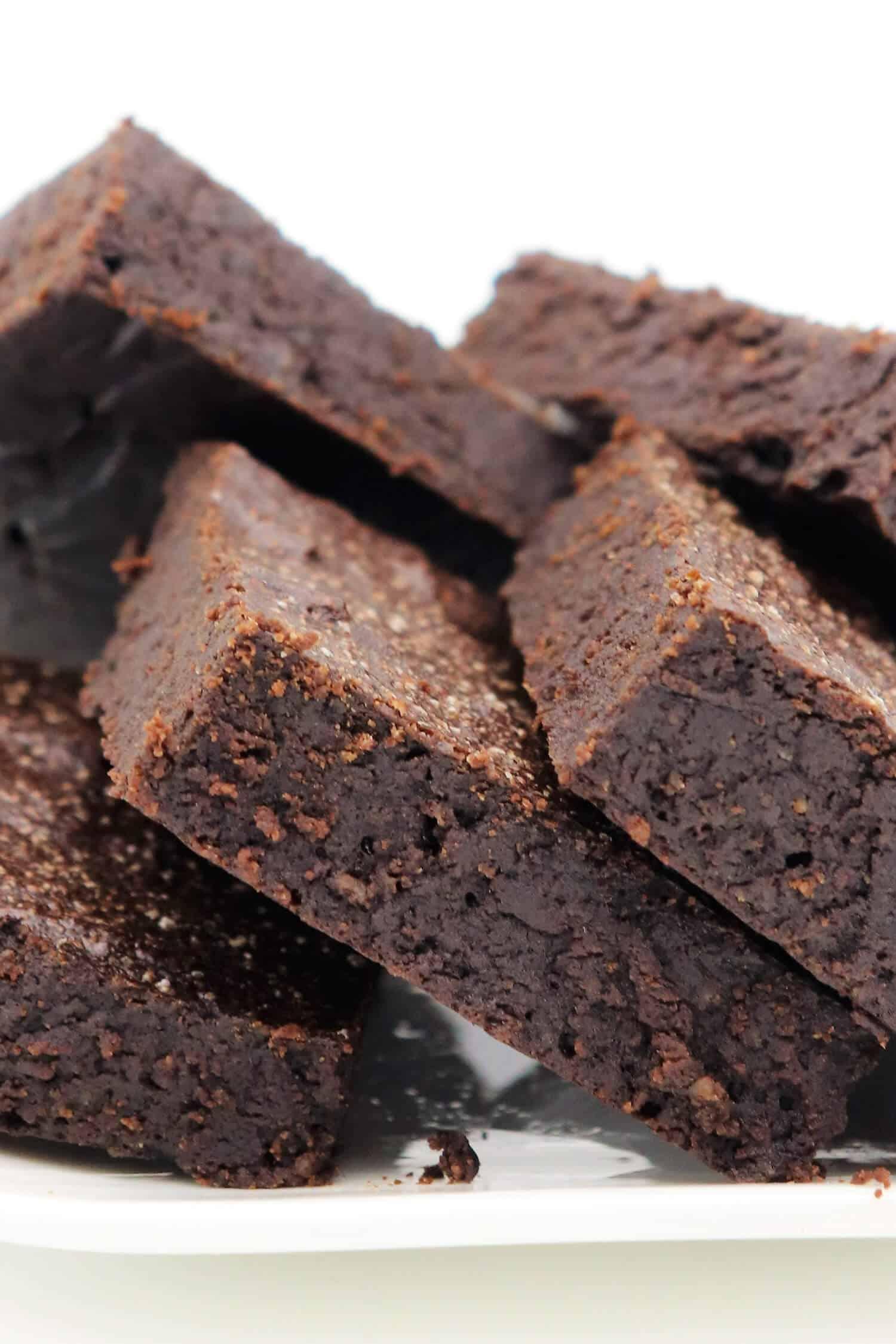 Die besten Brownies ohne Zucker backen
