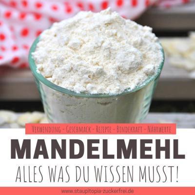 Mandelmehl – Alles was du wissen musst!