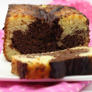 Low Carb Marmorkuchen einfach und schnell