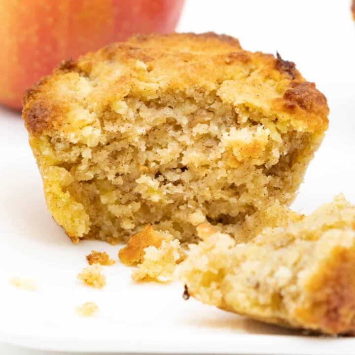 Rezept für Apfel Muffins