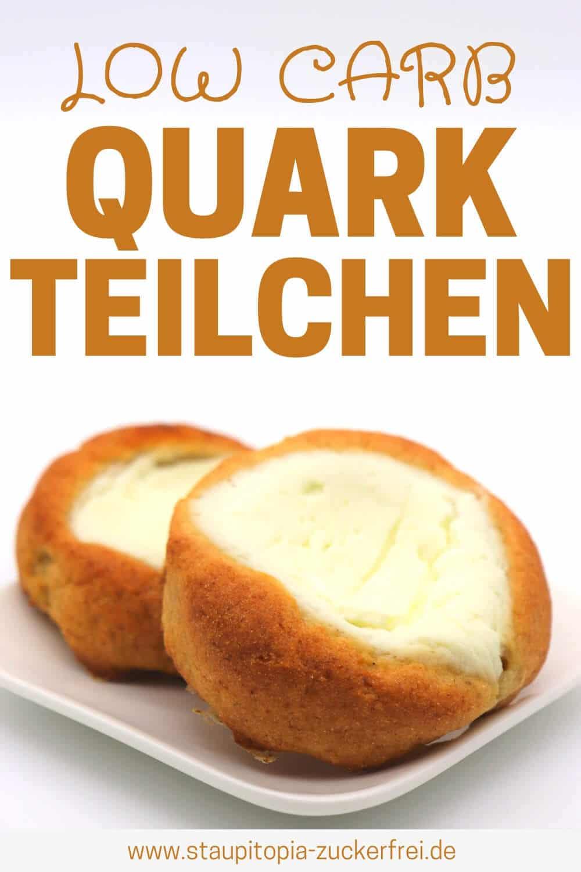 Low Carb Quark Teilchen Rezept