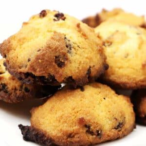 Glutenfreie Frühstückskekse Rezept