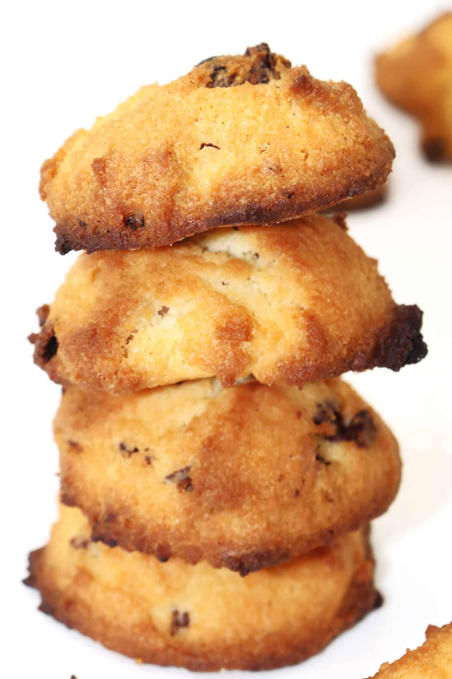 Rezept für Müsli Kekse ohne Zucker