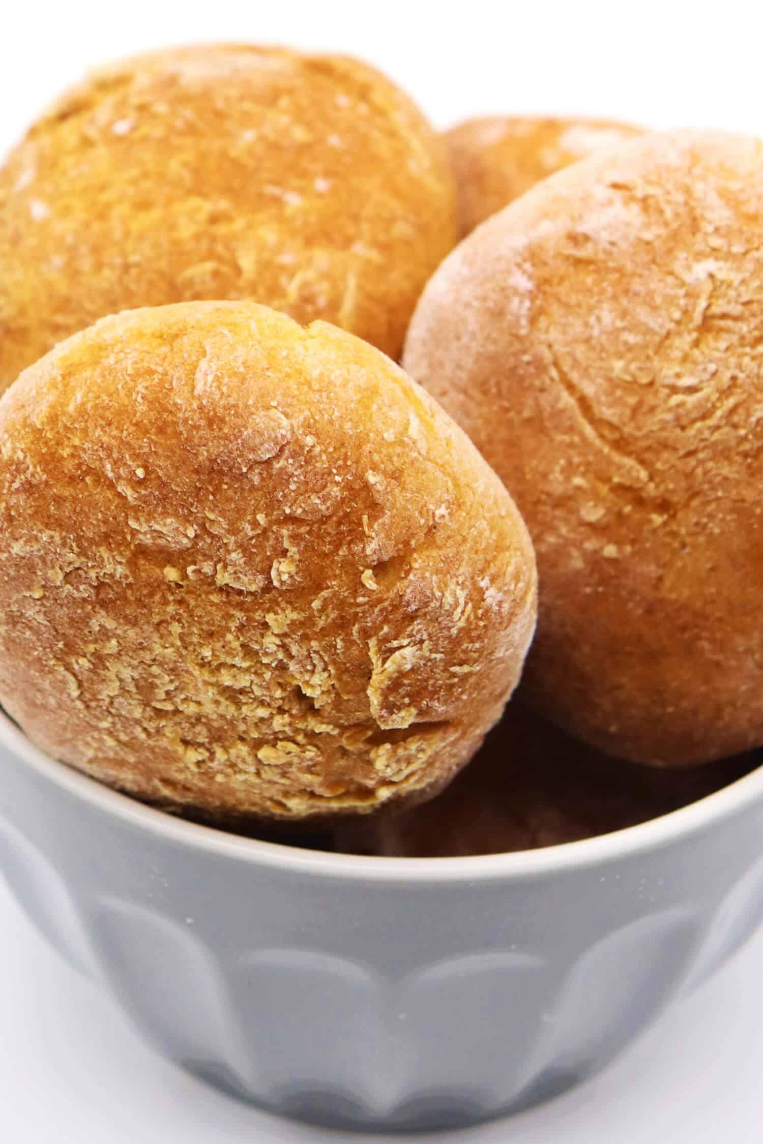 Pizzabrötchen ohne Mehl Rezept
