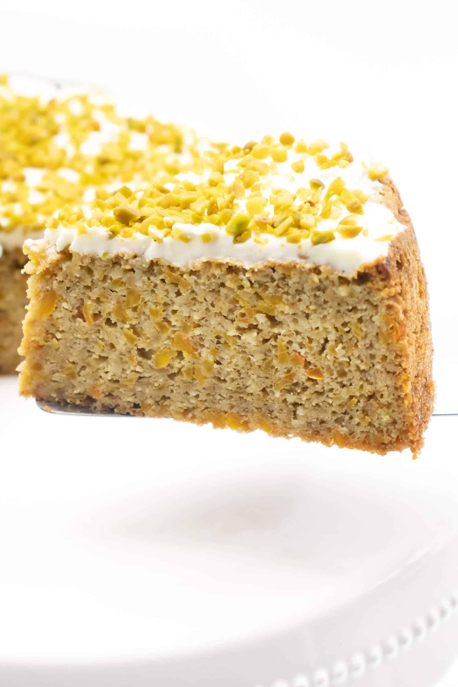 Glutenfreier Low Carb Kürbiskuchen ohne Mehl
