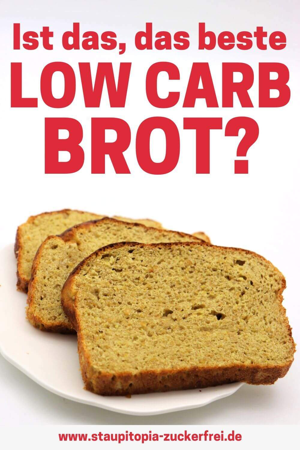 Bestes Low Carb Brot Rezept