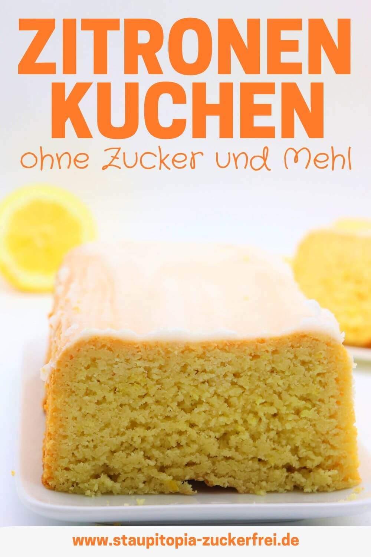 Rezept für den besten Zitronenkuchen