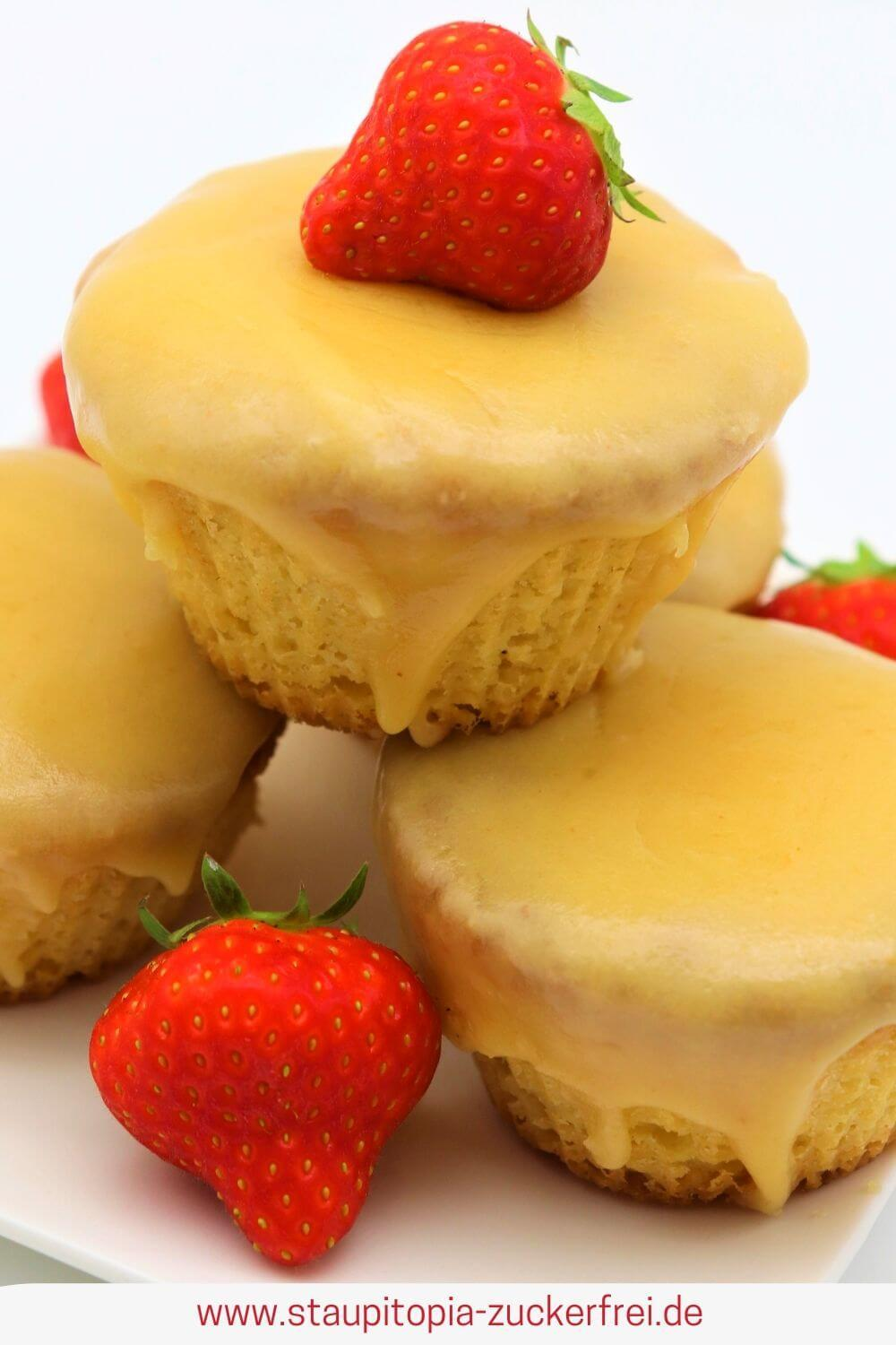 Keto Karamell Muffins Rezept