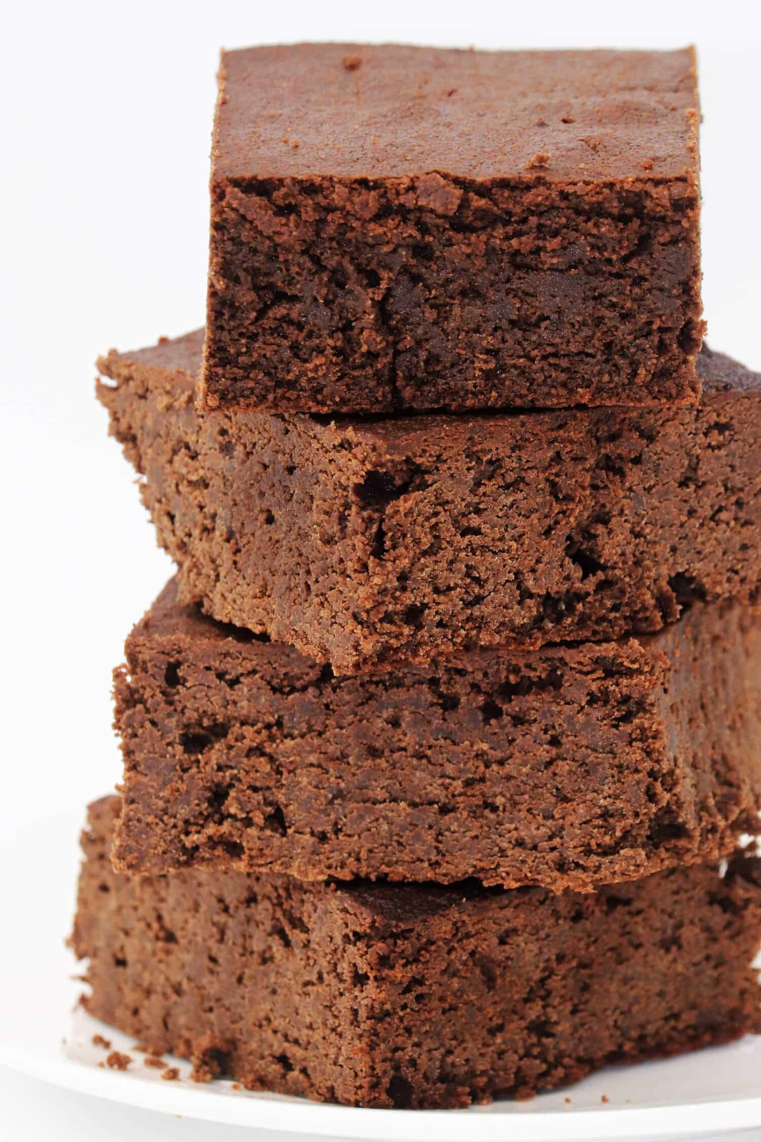 Gesunder Low Carb Schokoladenkuchen