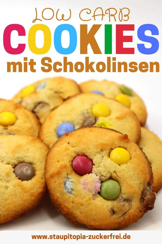 Schnelle Low Carb Cookies ohne Zucker