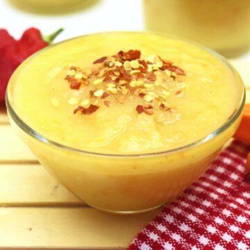Sweet Chili Sauce vegan Rezept