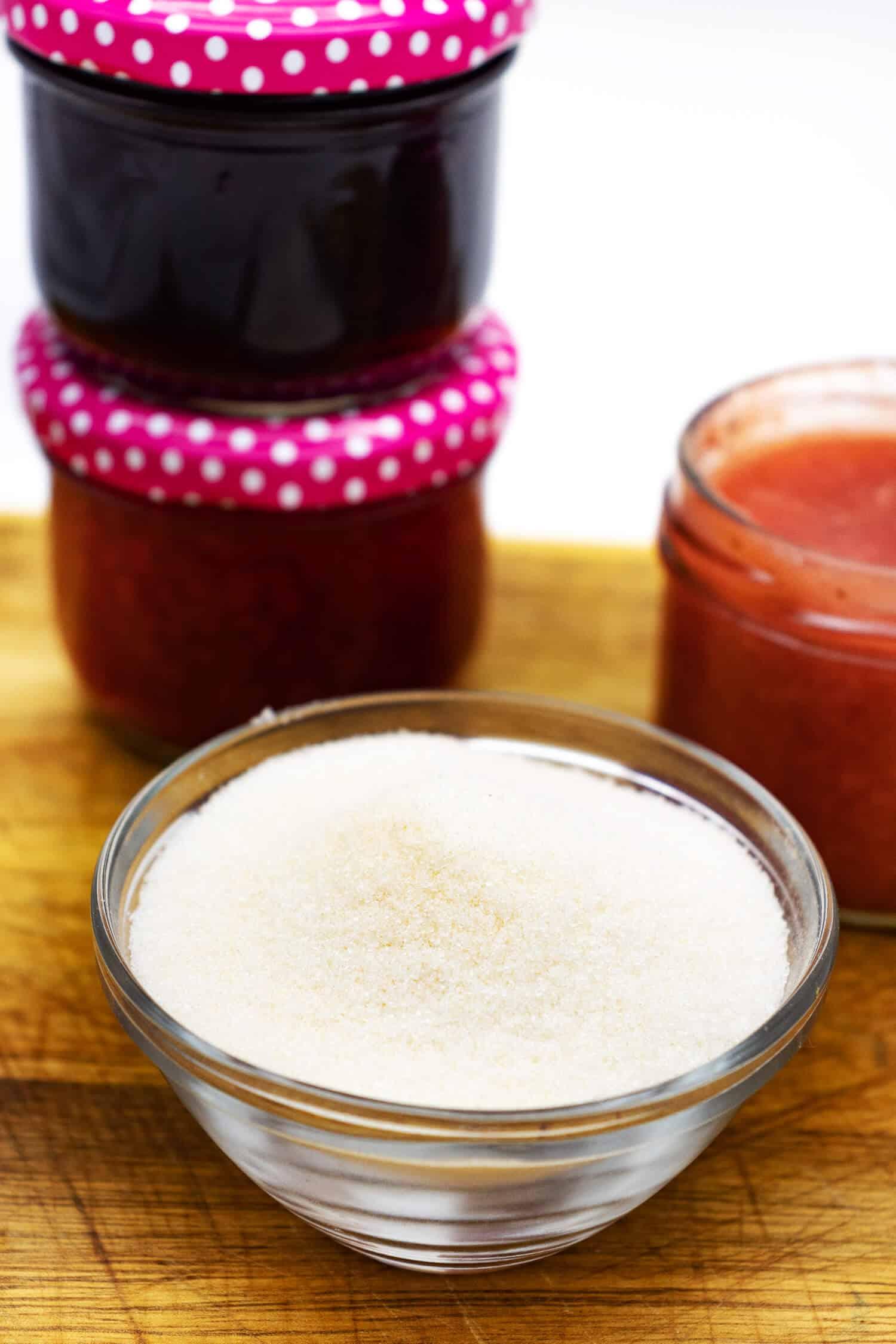Gelierzucker selber machen ohne Zucker