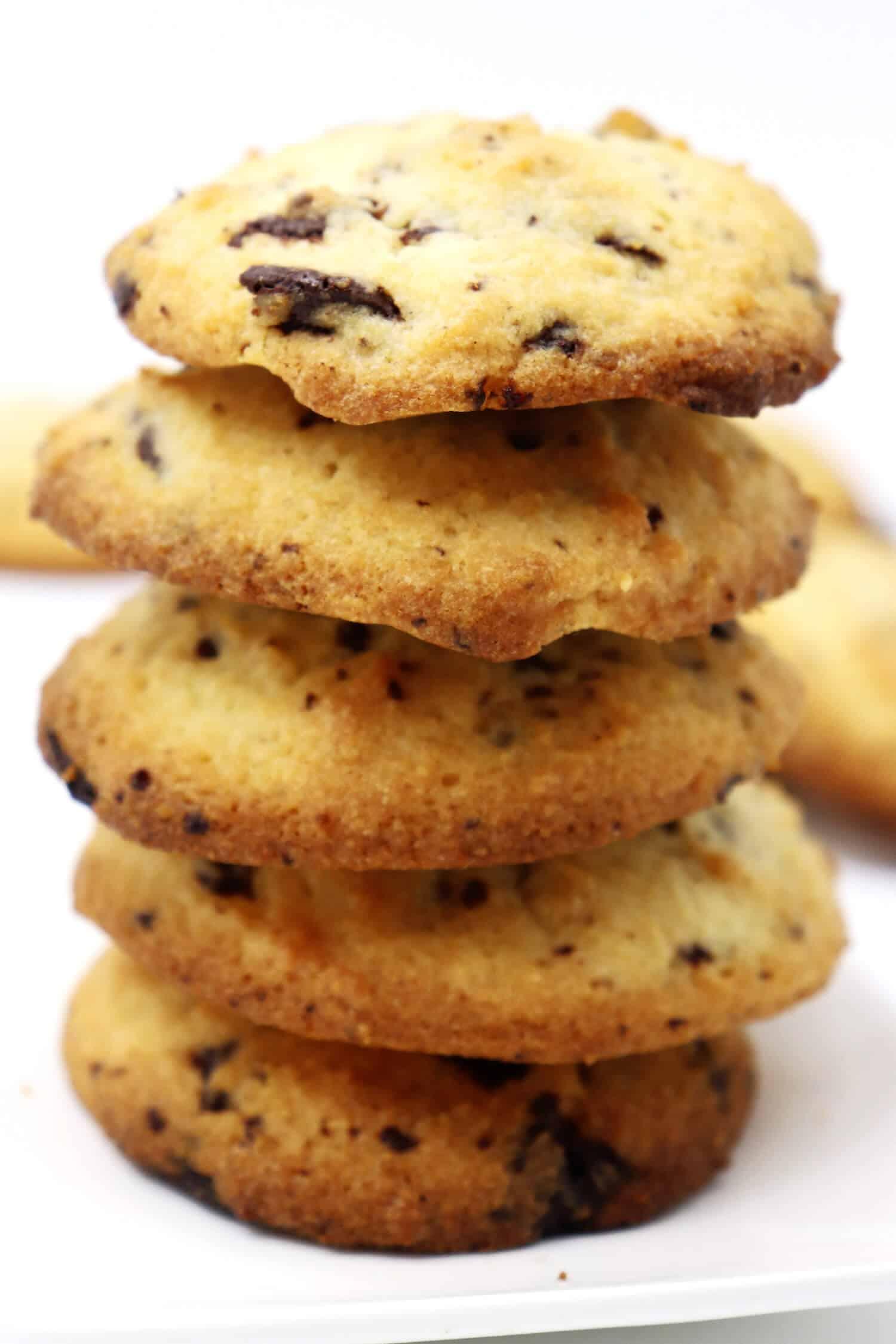 Low Carb Chocolate Chip Cookies Rezept