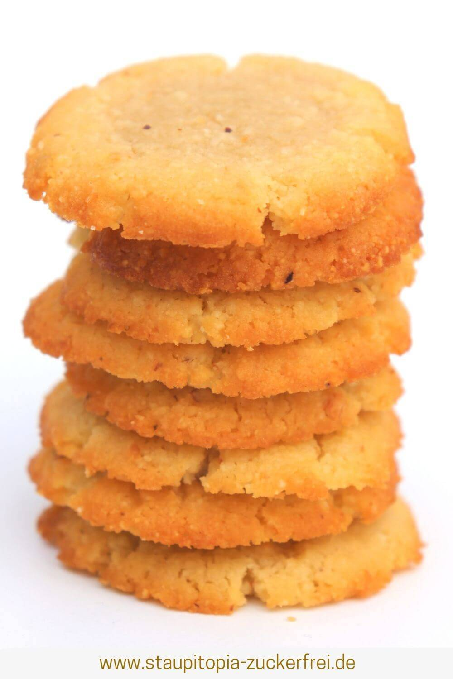 Gesunde Low Carb Kekse ohne Ei