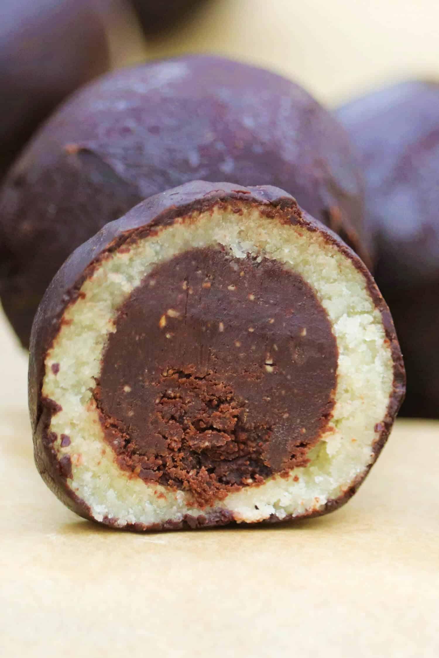 Low Carb Mozart Kugeln Rezept