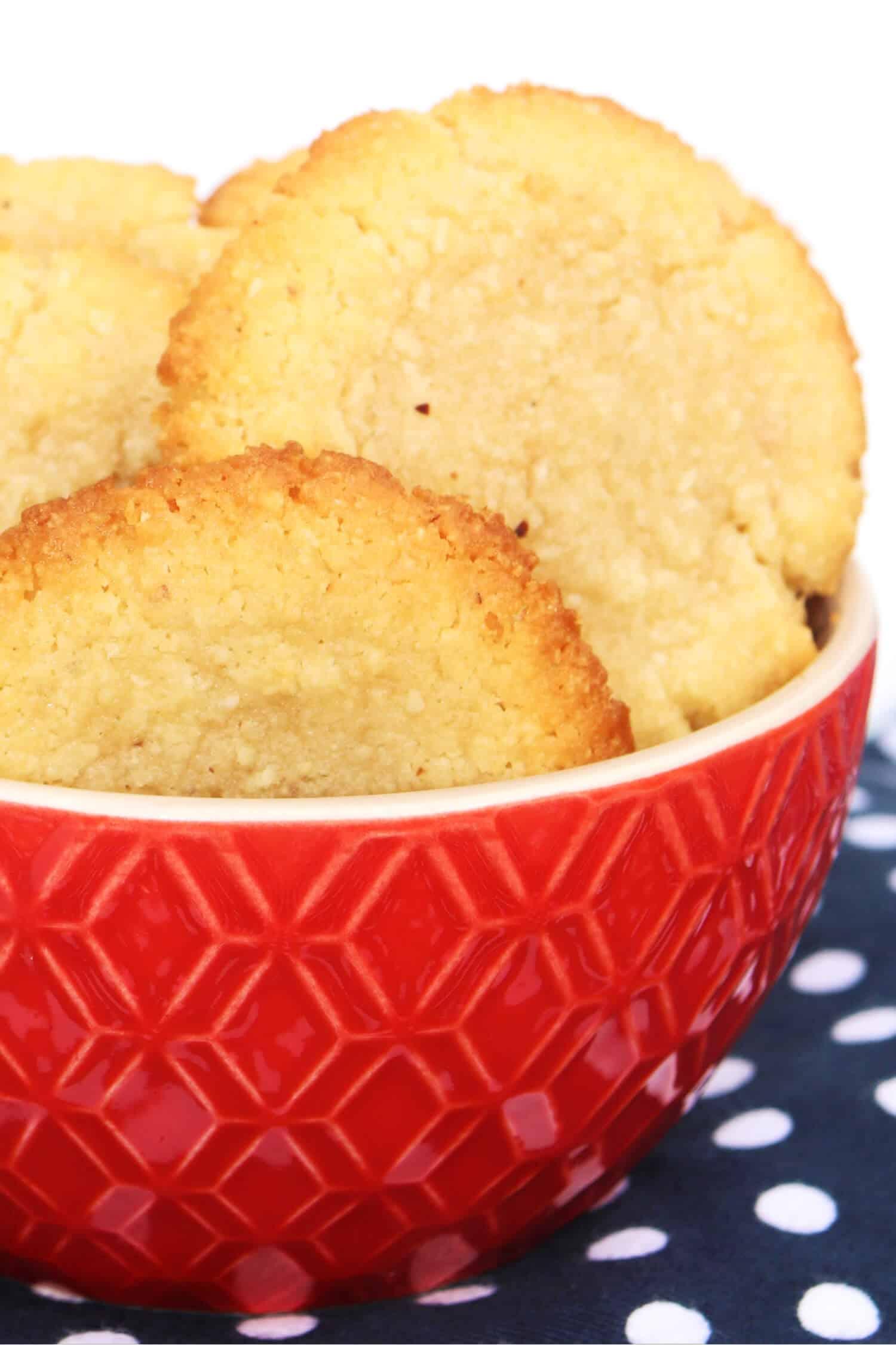 Low Carb Plätzchen vegan, schnell und einfach gemacht