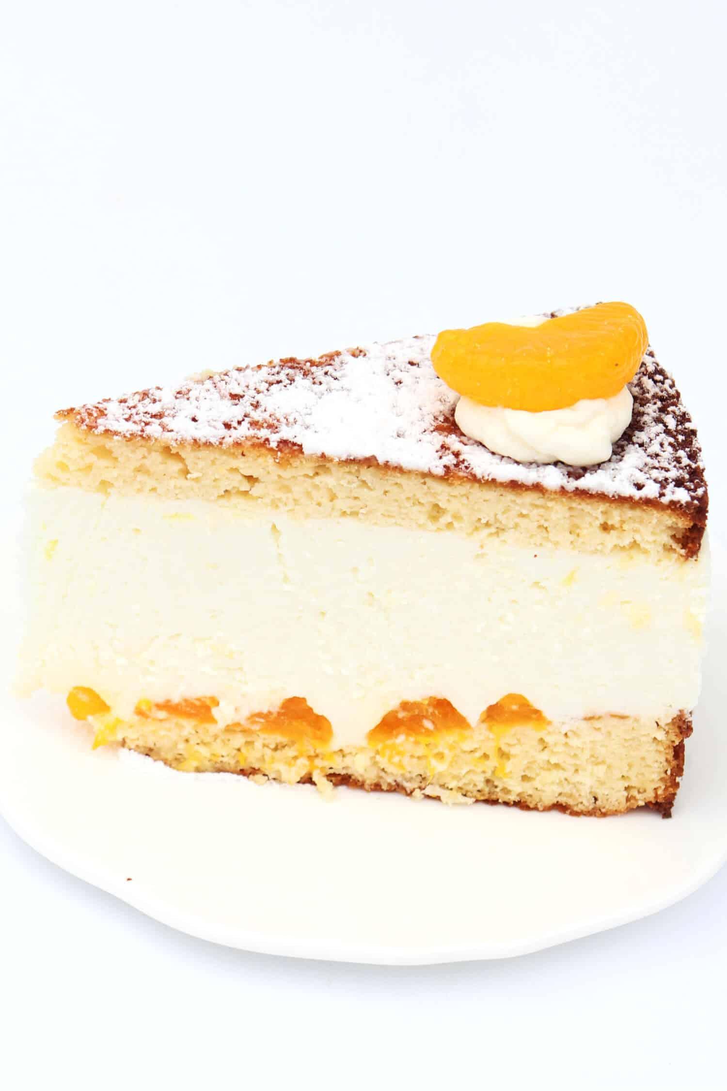 Low Carb Quark Torte glutenfrei